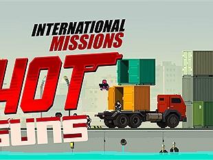 Tải ngay Hot Guns - Game bắn súng đi cảnh đang giảm giá trên Play Store