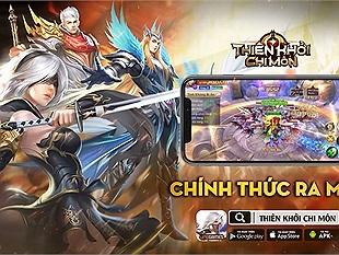 Nhận ngay Giftcode Thiên Khởi Chi Môn mừng game chính thức ra mắt tại Việt Nam