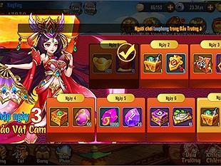 """3 lý do khiến Võ Thần Tam Quốc được cộng đồng game thủ khen """"nức nở"""" trong ngày đầu ra mắt"""