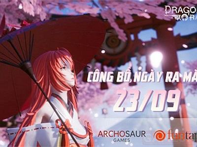 Dragon Raja chính thức được Funtap phát hành trong tháng 9!