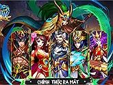 Giftcode Võ Thần Tam Quốc mừng game chính thức ra mắt