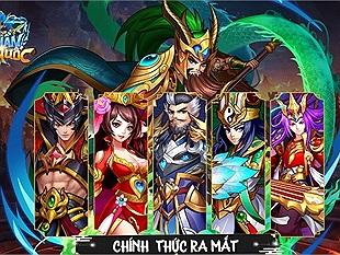 Nhanh tay nhận ngay Giftcode Võ Thần Tam Quốc mừng game chính thức ra mắt
