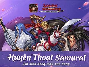 Samurai Shodown VNG chính thức ra mắt vào hôm nay 03/09