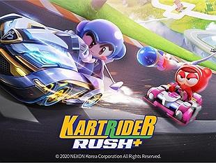 """Game khủng: KartRider Rush+ - game đua xe """"siêu to khổng lồ"""" lấy cảm hứng từ Boom Online đã chính thức phát hành riêng tại Việt Nam"""