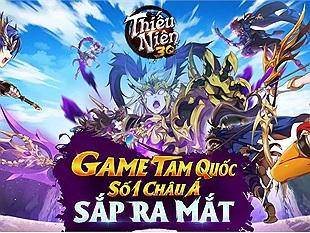 Thiếu Niên 3Q VNG là tựa game Tam Quốc tiếp theo sẽ ra mắt tại thị trường Việt Nam