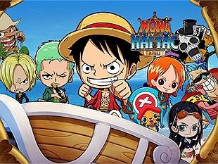 Mộng Hải Tặc Mobile - Game đề tài One Piece sẽ ra mắt tại Việt Nam trong tháng 10