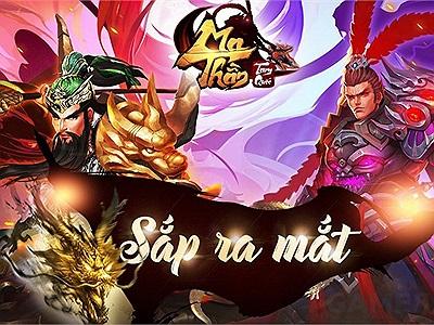 Ma Thần Tam Quốc - Game thẻ tướng trên mobile sắp ra mắt game thủ Việt trong tháng 10