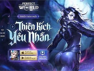 Phiên bản mới ngày mai của Perfect World VNG có gì đặc sắc?