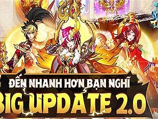 [HOT] Big Update 2.0: Võ Thần Tam Quốc ra mắt Đấu Trường Đỉnh Cao cùng hàng loạt tính năng hấp dẫn