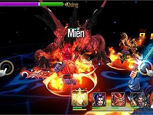 Ma Thần Tam Quốc - Bước đột phá đầu tiên tạo nên cuộc cách mạng cho dòng game thẻ tướng Tam Quốc