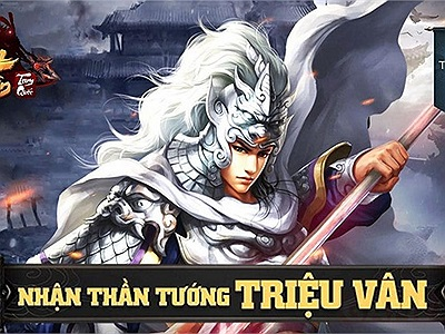 3 ngày cuối cùng để sở hữu thần tướng Triệu Vân, cơ hội vàng cho game thủ Ma Thần Tam Quốc