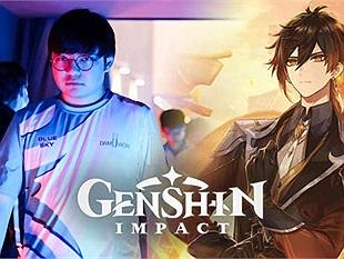 """Ăn mừng chiến thắng CKTG, hỗ trợ của Damwon gây bất ngờ khi """"nướng"""" hơn 160 triệu đồng vào tựa game Genshin Impact"""