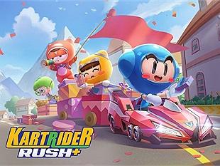 """Game thủ """"sung sướng"""" khi nghe tin KartRider Rush+ sắp phát hành tại Việt Nam"""