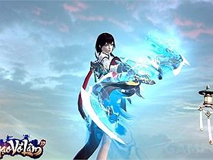 SohaGame giới thiệu tựa game Kiếm hiệp di giới mới mang tên: Tiếu Ngạo Võ Lâm