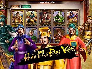 Thành Chiến Mobile - Game sử Việt xuyên không đầu tiên do người Việt sản xuất sẽ ra mắt trong năm nay