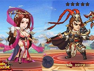Thiên Thiên Tam Quốc - Game chiến thuật thẻ tướng trên mobile sẽ ra mắt ngay trong tháng 12
