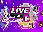 Aurora - Game nhập vai kiểu gì mà nhiều gái xinh thế này cơ chứ