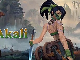 Cùng tìm hiểu về lối chơi và cách chinh phục cô nàng ninja duy nhất trong Tốc Chiến : Akali