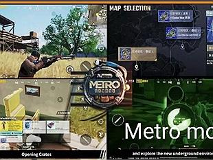 Khám phá 5 điều quan trọng bạn cần biết về chế độ Metro Royale mới trong PUBG Mobile