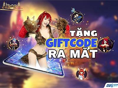 Nhân dịp ra mắt, AURORA - Vùng đất huyền thoại tặng 1000 giftcode Vip không thể bỏ lỡ!