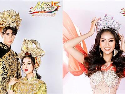 Ngắm chàng Dương Môn điển trai và nàng Nga Mi quyến rũ qua bộ ảnh cosplay của Quán quân Miss & Mister VLTK 15