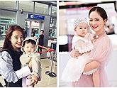 Khi mỹ nhân Việt quá yêu nghề: Người tha lôi con 1 tuổi đi quay phim, kẻ xa con suốt 6 tháng