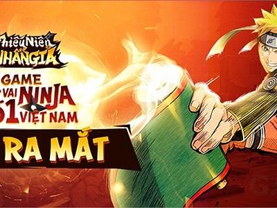 Thiếu Niên Nhẫn Giả - Khi thế giới Ninja chứa đựng tuổi thơ tái hiện trong một siêu phẩm
