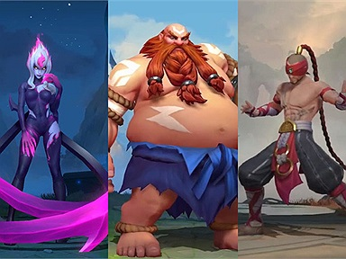 """3 cái tên chuẩn bị """" lên thớt"""" trong Tốc Chiến vì sức mạnh làm game trở nên mất cân bằng"""