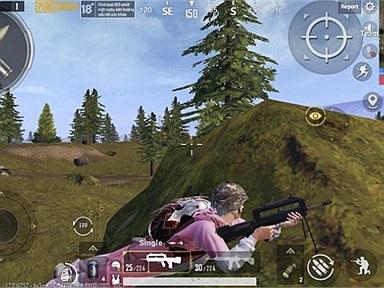 PUBG Mobile: FAMAS khẩu súng AR mới độc quyền trên bản đồ Livik có gì hơn M416 và SCAR-L không?
