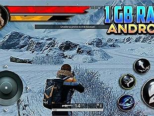 Tổng hợp 5 game android giống PUBG Mobile cho các thiết bị RAM 1GB trong năm 2021