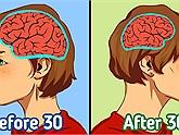 Những thay đổi khi chúng ta bước sang tuổi 30