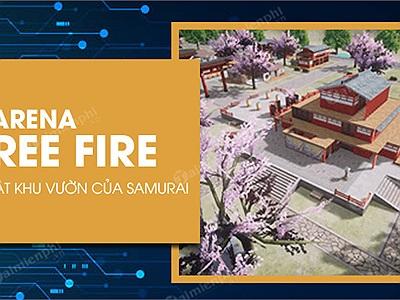 Free Fire: Khám phá thế lực hùng mạnh là chủ nhân của Vườn Anh Đào trong bản đồ Đảo Quân Sự 2.0
