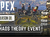 Apex Legends Chaos Theory event leak: Caustic Town Takeover, Heirloom dành cho Bangalore,...