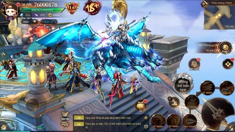 Chiến Thần Kỷ Nguyên - Game MMORPG trên di động VTC Mobile phát hành 1802-chien-than-ky-nguyen-2021-4