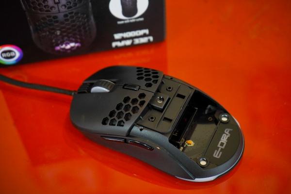"""Đánh giá EM618, chuột gaming thế hệ mới """"siêu linh hoạt"""" nhà E-Dra"""