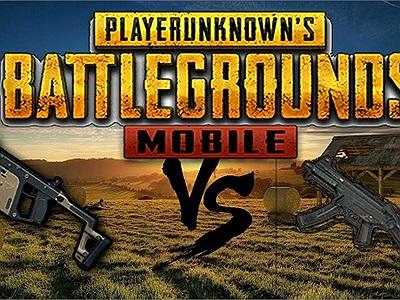 PUBG Mobile: Giữa SMG vs AR thì vũ khí nào tốt hơn ?