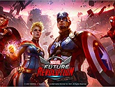 MARVEL Future Revolution tung hình ảnh mới khiến game thủ phấn khích