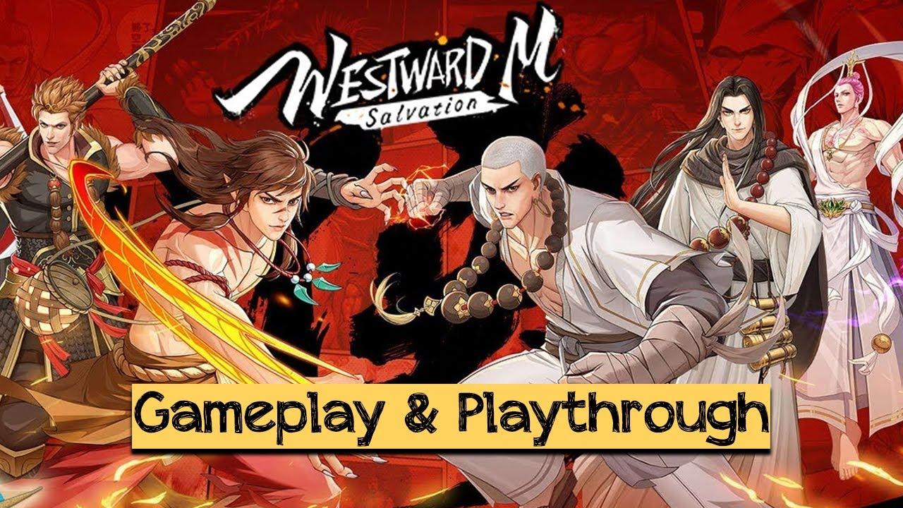 Tựa game Westward M - Dựa theo phim hoạt hình Tây Hành Kỷ đình đám chính thức đến tay cộng đồng game thủ Việt