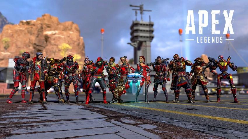 Bản tin Apex Legends ngày 23/2: Respawn tăng thời gian diễn ra sự kiện Anniversary Collection Event