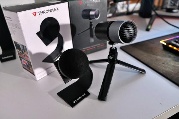 Đánh giá bộ đôi Micro thương hiệu Thronmax có giá không quá 1 triệu đồng