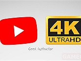 Youtube bất ngờ mở độ phân giải 4K cho cả những thiết bị có độ phân giải màn hình thấp