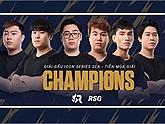 RSG lên ngôi vô địch chung kết Liên Minh Huyền Thoại Tốc Chiến Icon Series SEA và giấc mơ thế giới