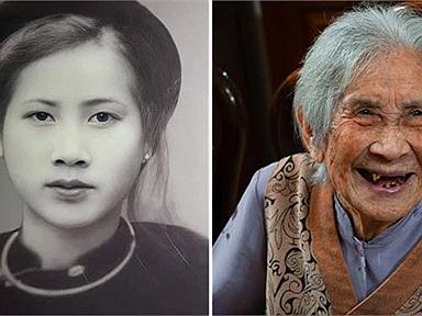 Danh tính cụ ngoại 101 tuổi gây sốt với bức ảnh thanh xuân trắng đen: Sinh ra ở Pháp, sở hữu cái tên đẹp