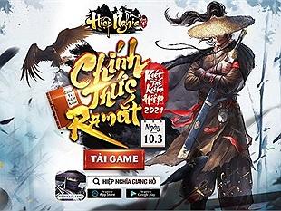 Nhanh tay nhận ngay Giftcode Hiệp Nghĩa Giang Hồ mừng game chính thức ra mắt