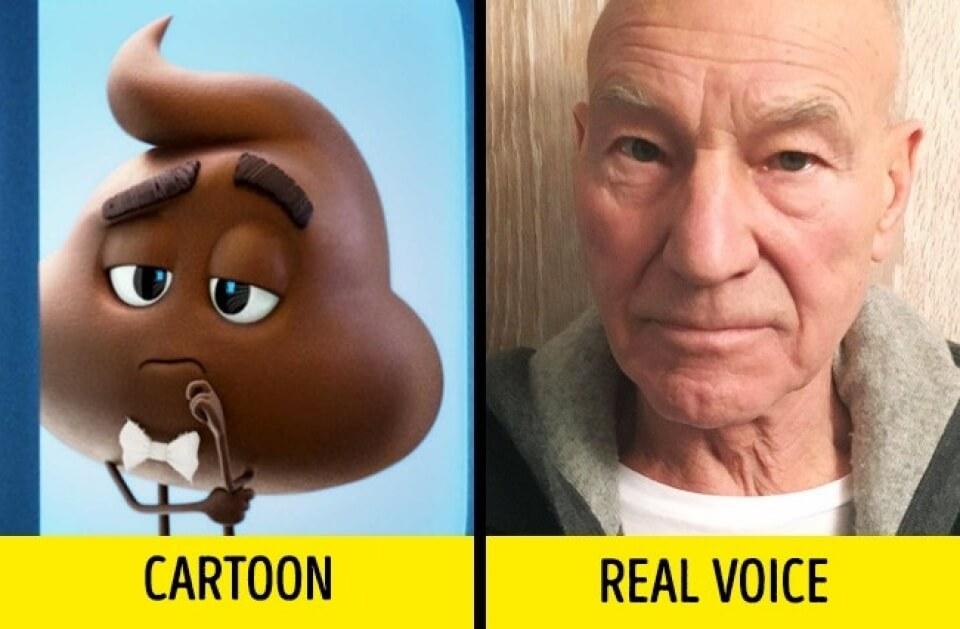 Dàn sao Hollywood từng lồng tiếng cho phim hoạt hình mà ...