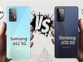 Galaxy awesome unpacked 2021: 2 mẫu được thoại bứt phá chuẩn công nghệ mới được gọi tên A52 và A72
