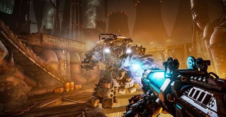 Cửa hàng Microsoft rò rỉ tựa game bắn súng góc nhìn thứ nhất Necromunda: Hired Gun