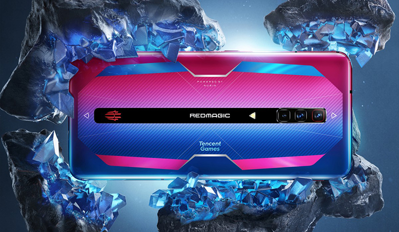 RedMagic 6 của Nubia phá vỡ hai kỷ lục của điện thoại thông minh: màn hình 165Hz và 18GB RAM