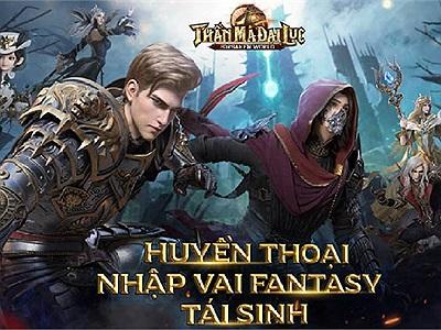 Forsaken World: Thần Ma Đại Lục sắp chính thức ra mắt cộng đồng game thủ Việt