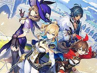 Top 5 nhân vật bá đạo chưa được phát hành trong Genshin Impact